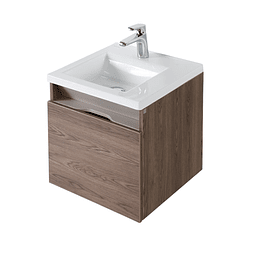 Mueble pontus vital 45 cm con lavamanos - Corona