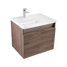 Mueble pontus vital 60 cm con lavamanos - Corona