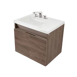 Mueble pontus vital 60 cm con lavamanos 8 pulgadas - Corona