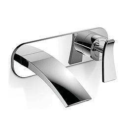 Grifería para lavamanos monocontrol pared tisza - Corona