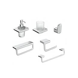 Kit por 6 accesorios liquid - Corona