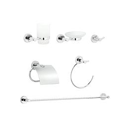 Kit por 6 accesorios torino - Corona