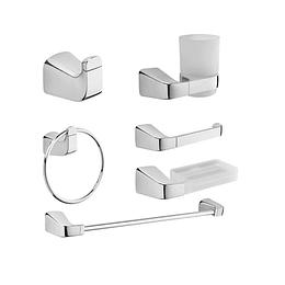 Kit por 6 accesorios cascade - Corona