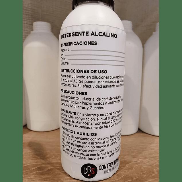 Detergente Alcalino (1 Lts)