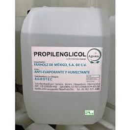 Propilenglicol. Bidón de 10 Lts