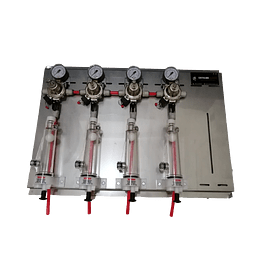 Kit Panel Control Regulador (4 Lineas)