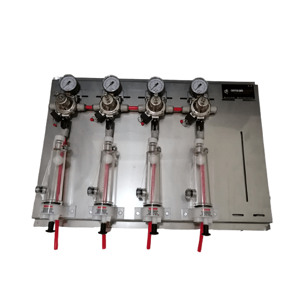 Kit Panel Control Regulador (5 Lineas)