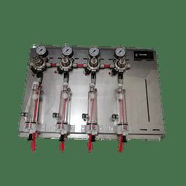 Kit Panel Control Regulador (6 Lineas)