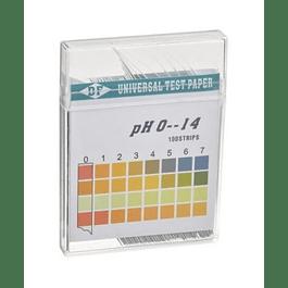 Papel PH (Caja 100 unid)