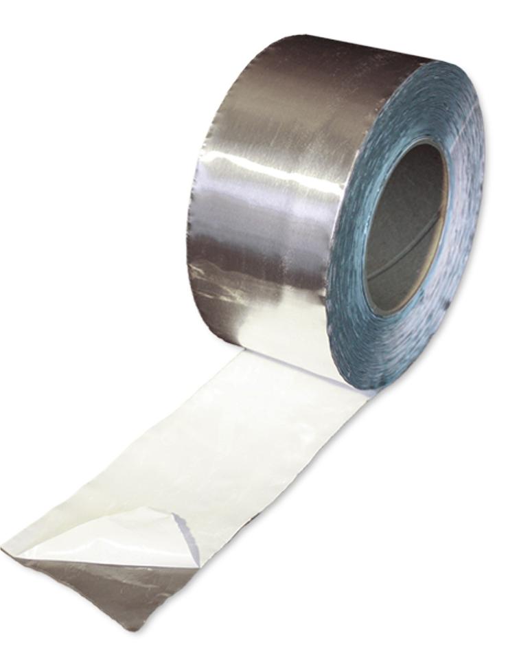 Cinta Aluminio.
