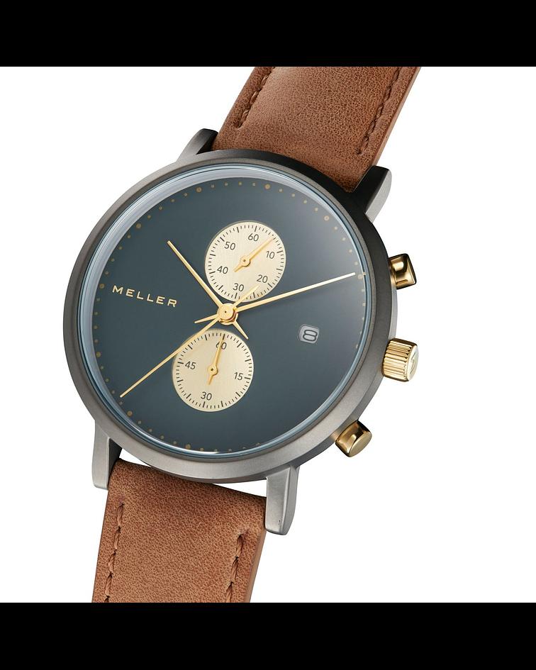 Reloj Makonnen Grey Camel