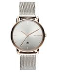 Reloj Denka Silver
