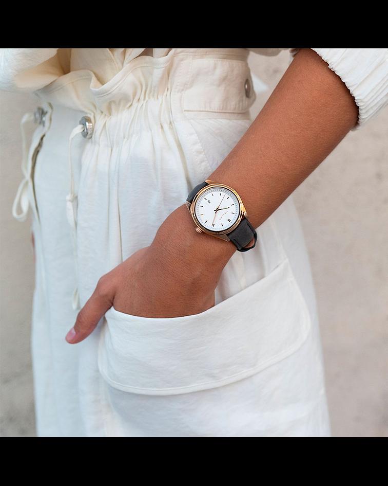 Reloj Maya Roos Grey
