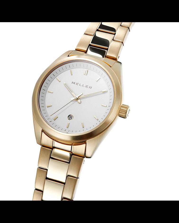 Reloj Maya Gold