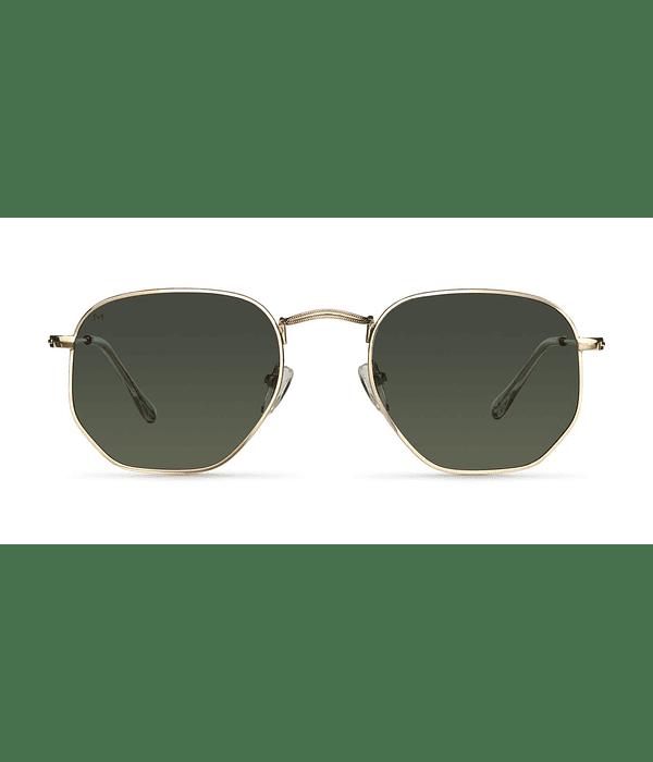 Anteojos de sol Eyasi Gold Olive