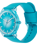 Reloj ICE solar power - Blue planet - Medium - 3H