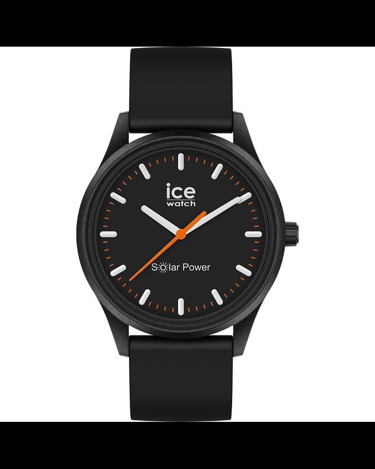 Reloj ICE solar power - Rock - Medium - Mesh strap - 3H