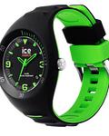 Reloj P. Leclercq - Black green - Medium - 3H