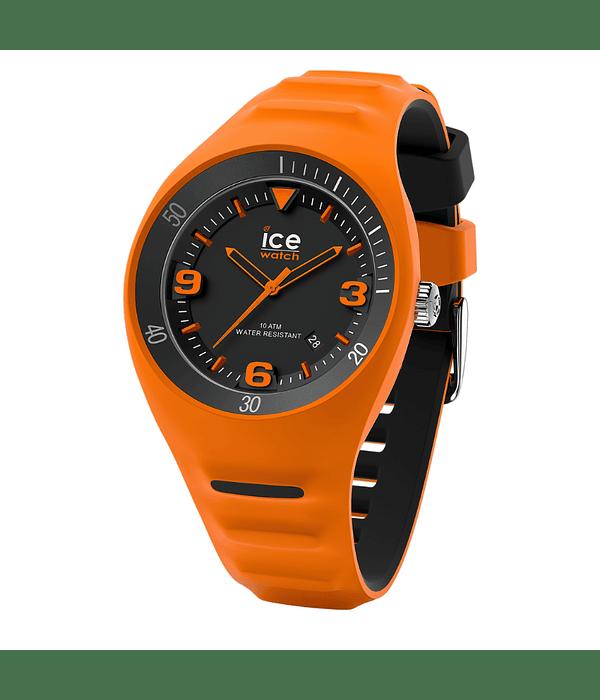 Reloj P. Leclercq - Neon orange - Medium - 3H