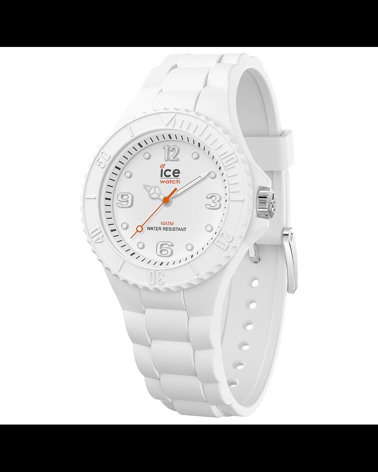 Reloj ICE generation - White forever - Medium - 3H