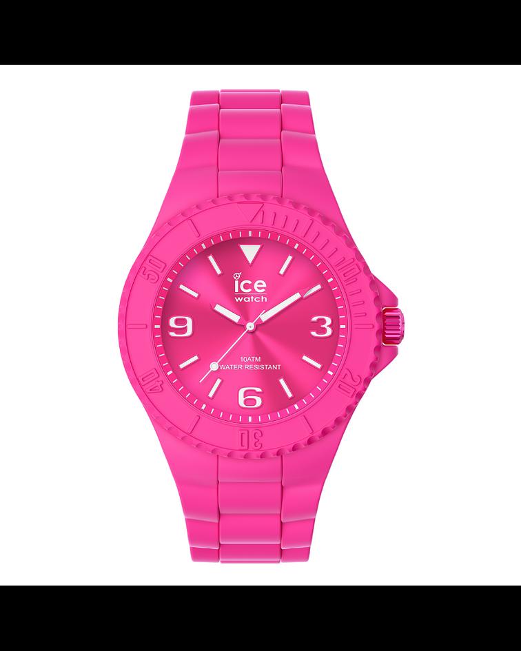 Reloj ICE generation - Flashy pink - Medium - 3H