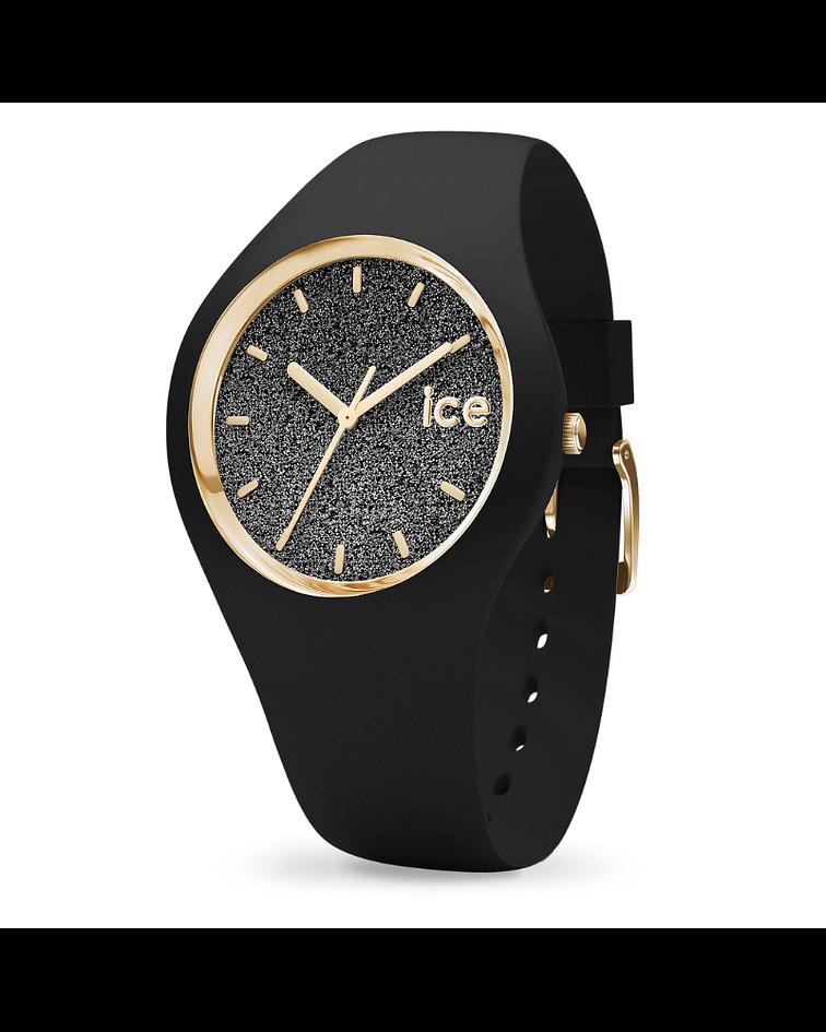 Reloj ICE glitter - Black - Medium - 3H