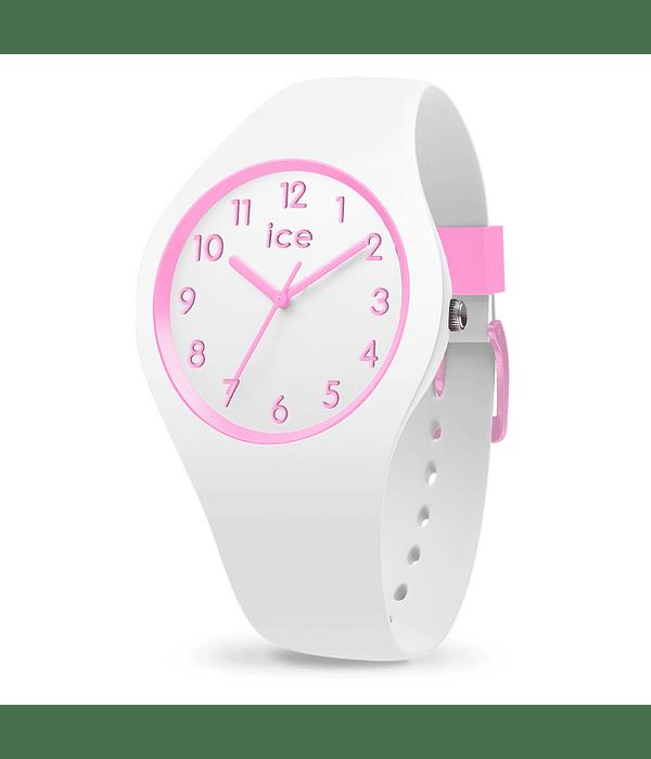 Reloj ICE ola kids - Candy white - Small - 3H