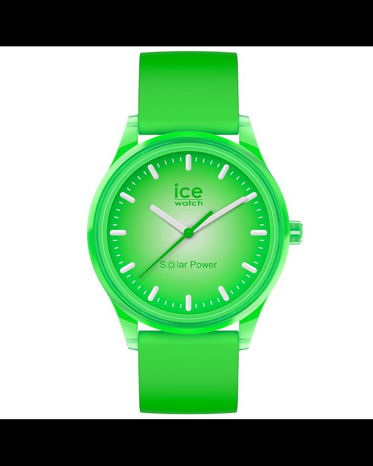 Reloj ICE solar power - Grass - Medium - 3H