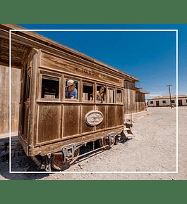 Tour Oficinas Salitreras Santiago Humsberstone y Santa Laura