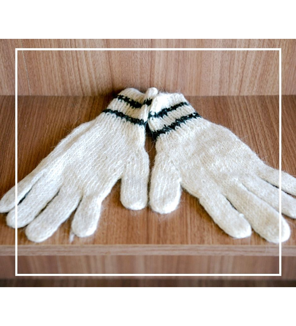 Pack gorro + guantes de alpaca