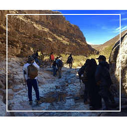 Chusmiza Therapeutic Trekking Tour