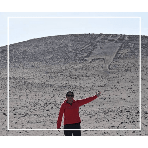 Giant Atacama and Chusmiza Hot Springs Tour