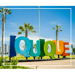 Iquique Unmissable! 3 Days and 2 Nights