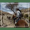 Horseback riding in Huasquiña