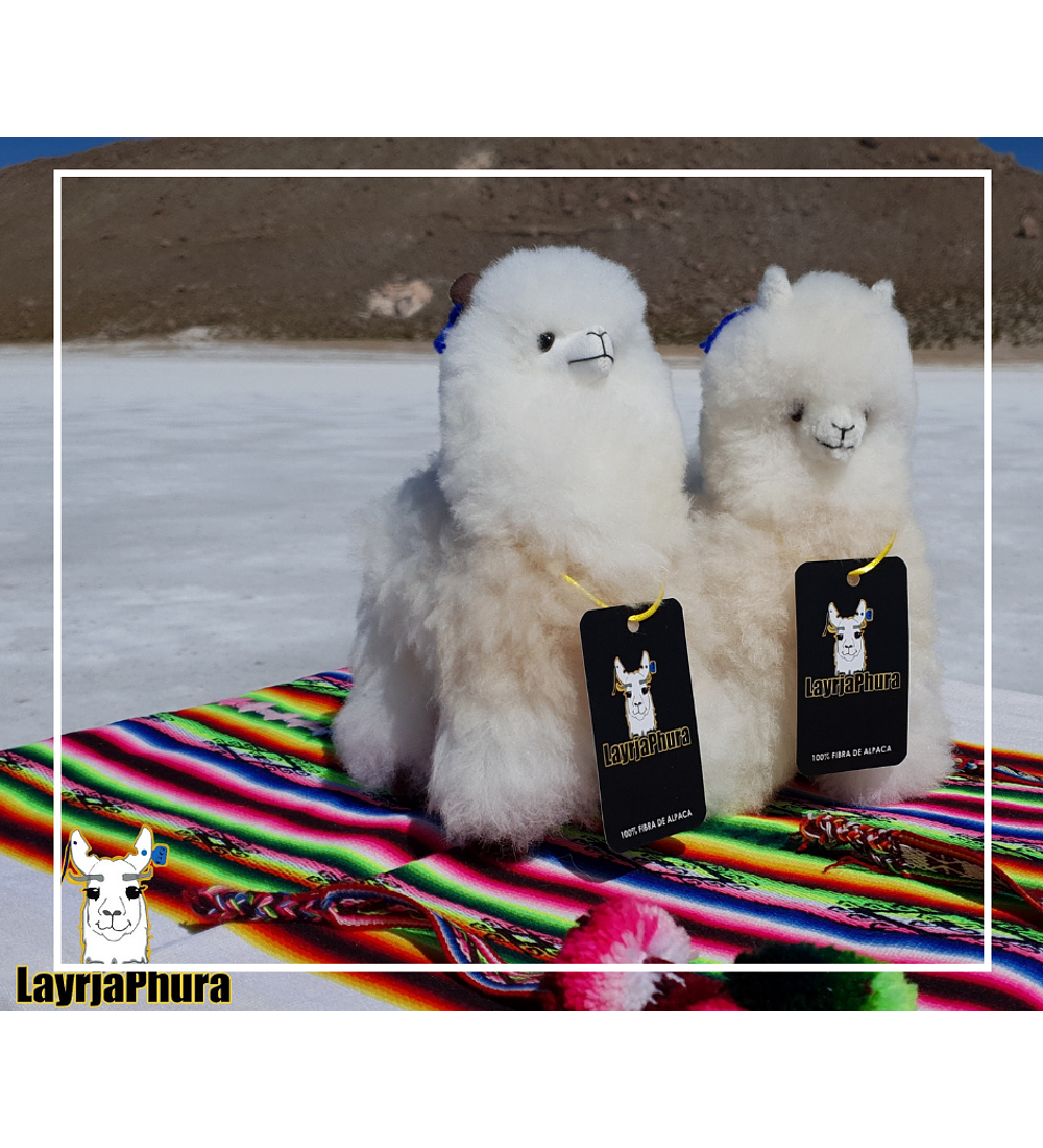 Llamas Layrja Plush Toy