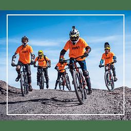 Iquique Tour bicicleta cerro Tarapacá