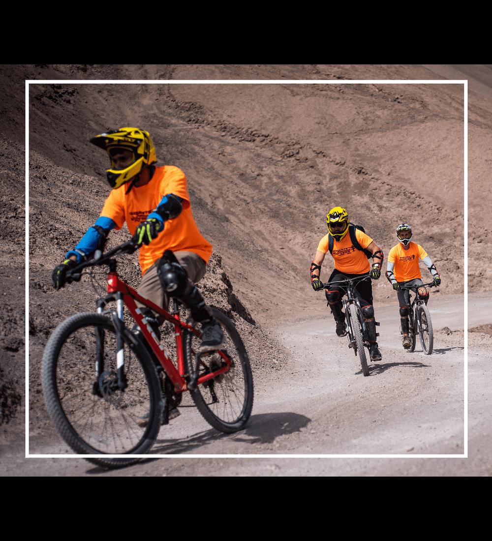 Iquique Tour mountain bike Tarapacá