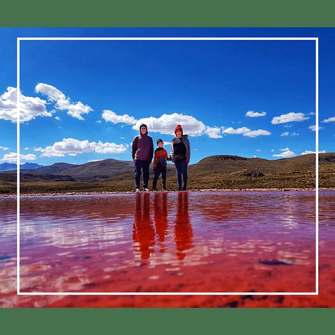 Tour laguna roja