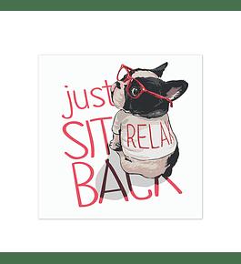 Look Back Dog