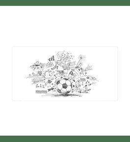 Office Pad Futbol
