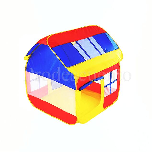 Carpa Casa Para Niños Plegable