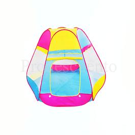Carpa Multicolor Infantil Para Niñas