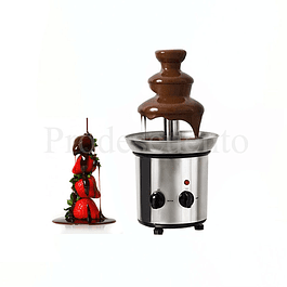 Cascada De Chocolate 3 Pisos