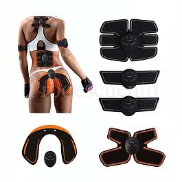 Masajeador Electroestimulador Smart Fitnes 5 en 1
