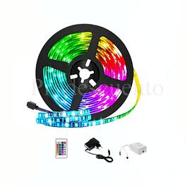Cinta Led Multicolor 5 Metros