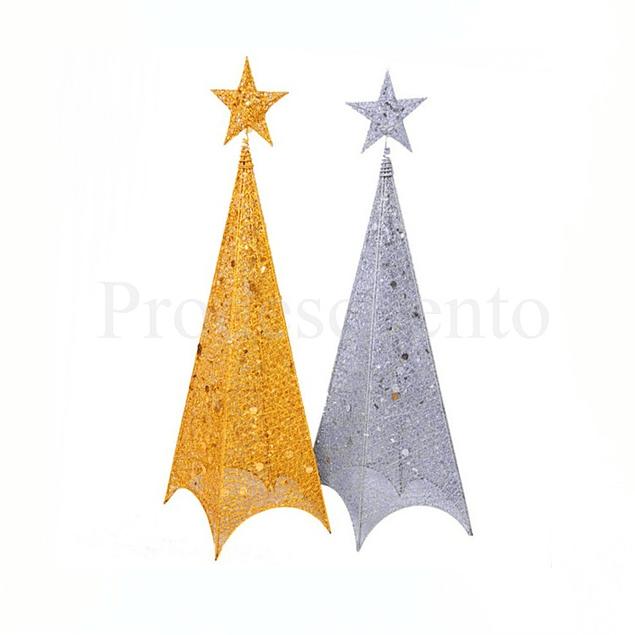 Árbol de Navidad Tipo Pirámide de 1,8 Metros
