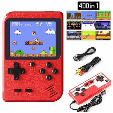 Consola portatil 400 juegos