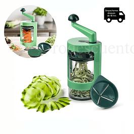 Picador De Verduras Espiral Y Julianas