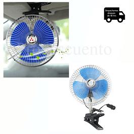 Ventilador Simple Para Auto