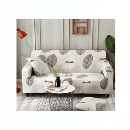 Funda Elasticada Sofa Beige